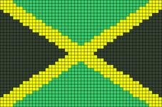 Alpha pattern #42104