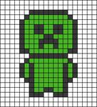 Alpha pattern #42125