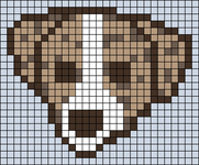Alpha pattern #42126