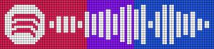 Alpha pattern #42130