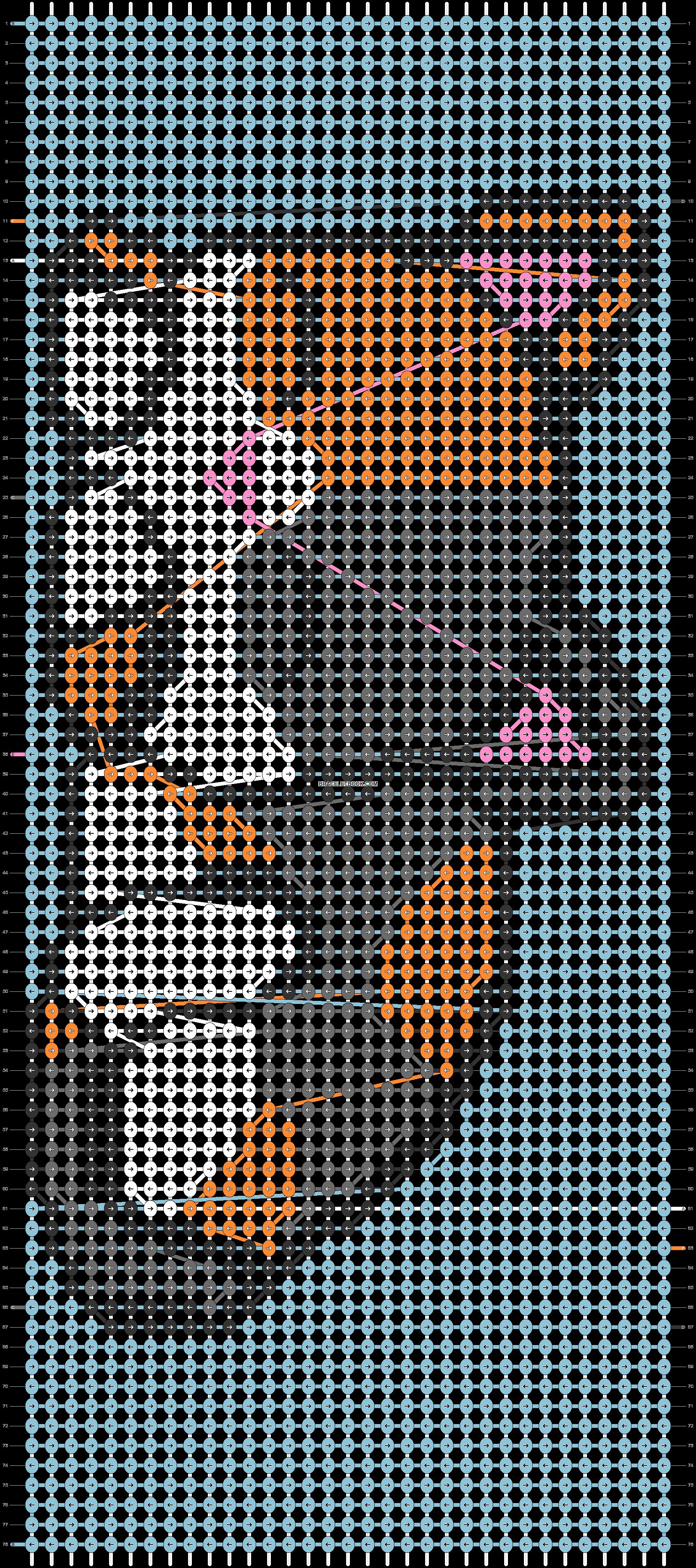 Alpha pattern #42137 pattern