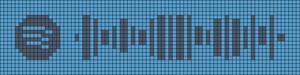 Alpha pattern #42149