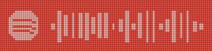 Alpha pattern #42155