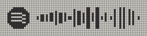 Alpha pattern #42160