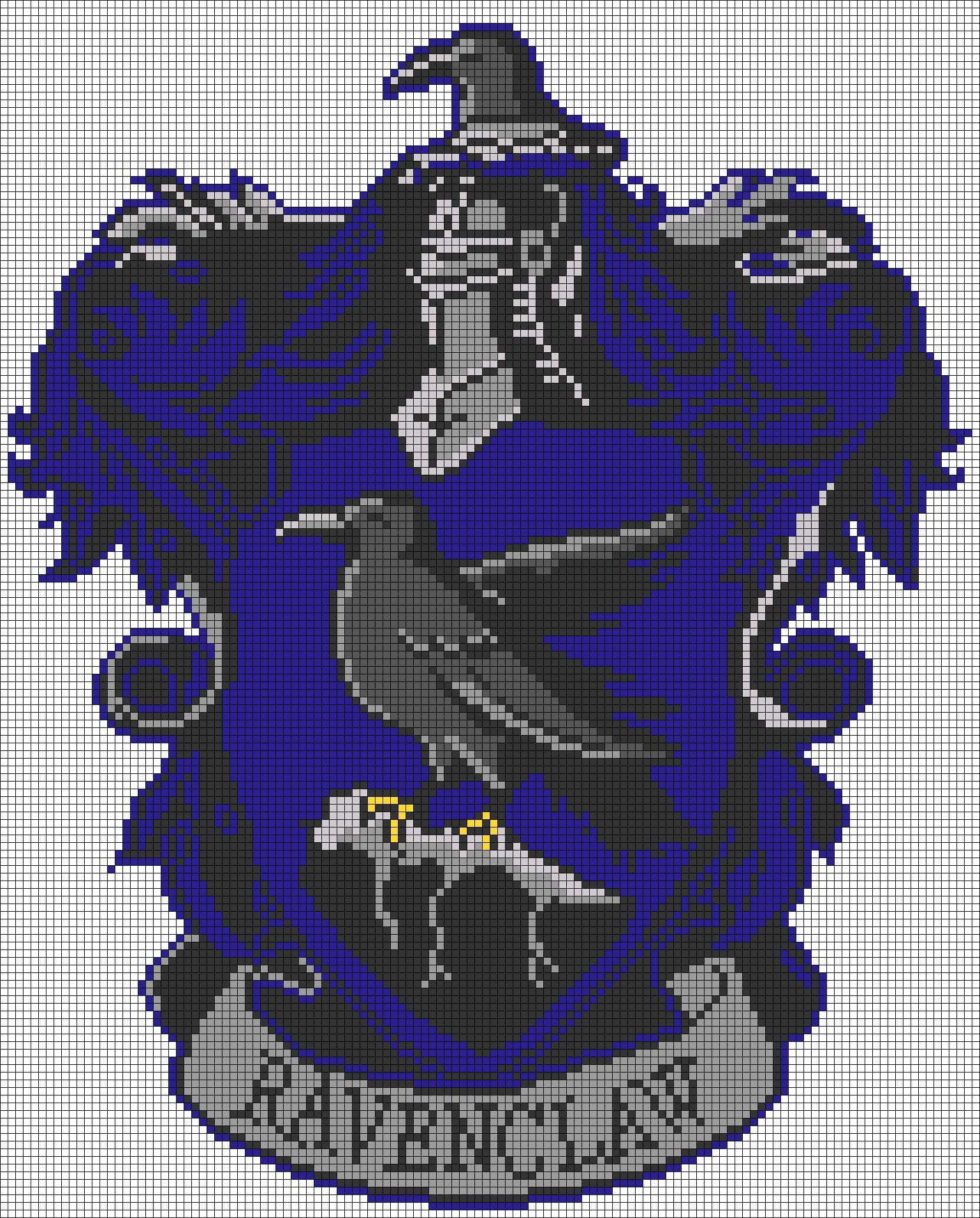 Alpha pattern #42165 preview
