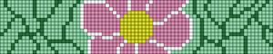 Alpha pattern #42167