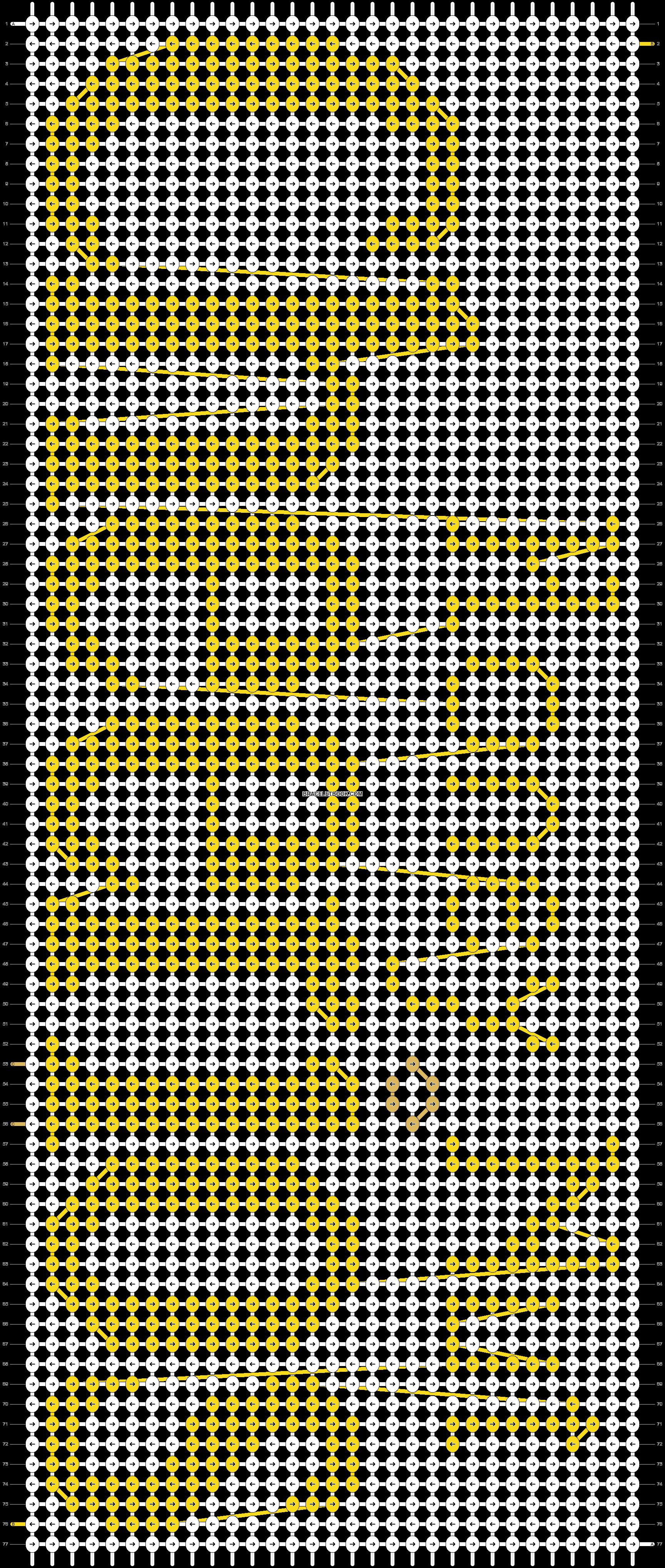 Alpha pattern #42178 pattern