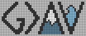 Alpha pattern #42182