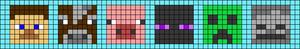 Alpha pattern #42189