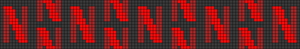 Alpha pattern #42210