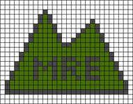 Alpha pattern #42211