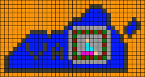 Alpha pattern #42212