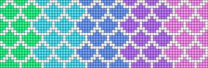 Alpha pattern #42244