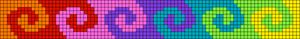 Alpha pattern #42245