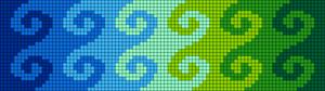 Alpha pattern #42246