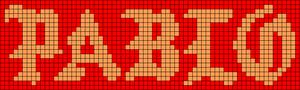 Alpha pattern #42250