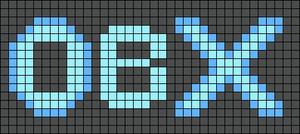 Alpha pattern #42258