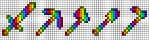Alpha pattern #42265