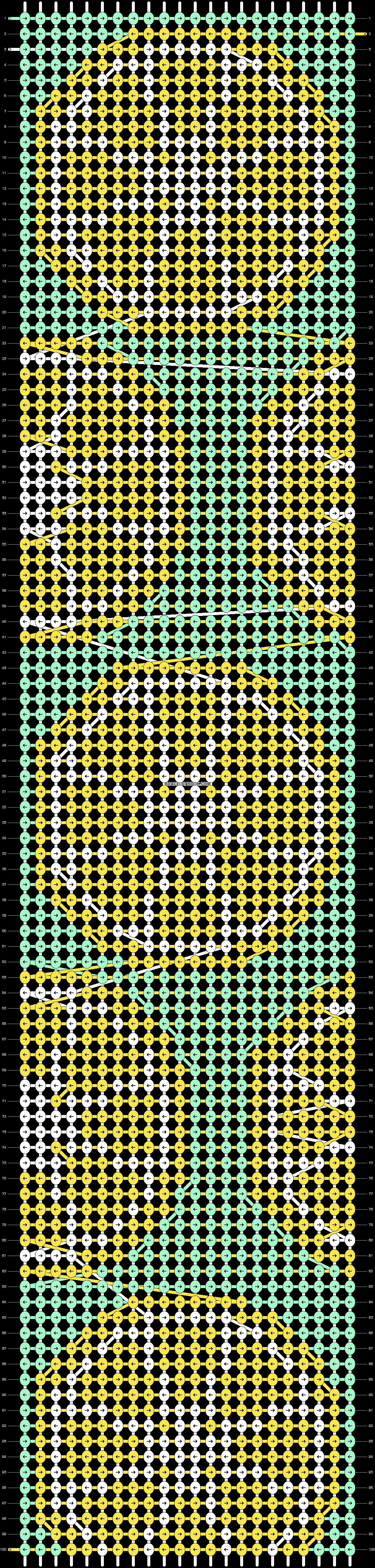 Alpha pattern #42276 pattern