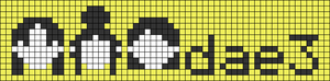 Alpha pattern #42286