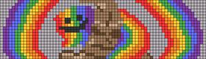 Alpha pattern #42291