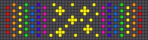 Alpha pattern #42293