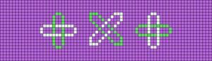 Alpha pattern #42296
