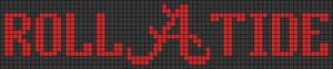 Alpha pattern #42315