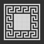 Alpha pattern #42321