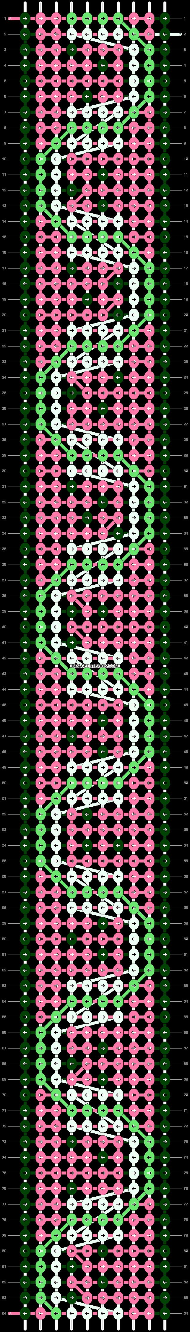 Alpha pattern #42325 pattern