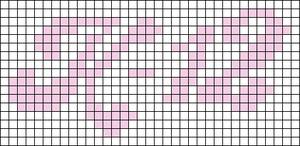 Alpha pattern #42326