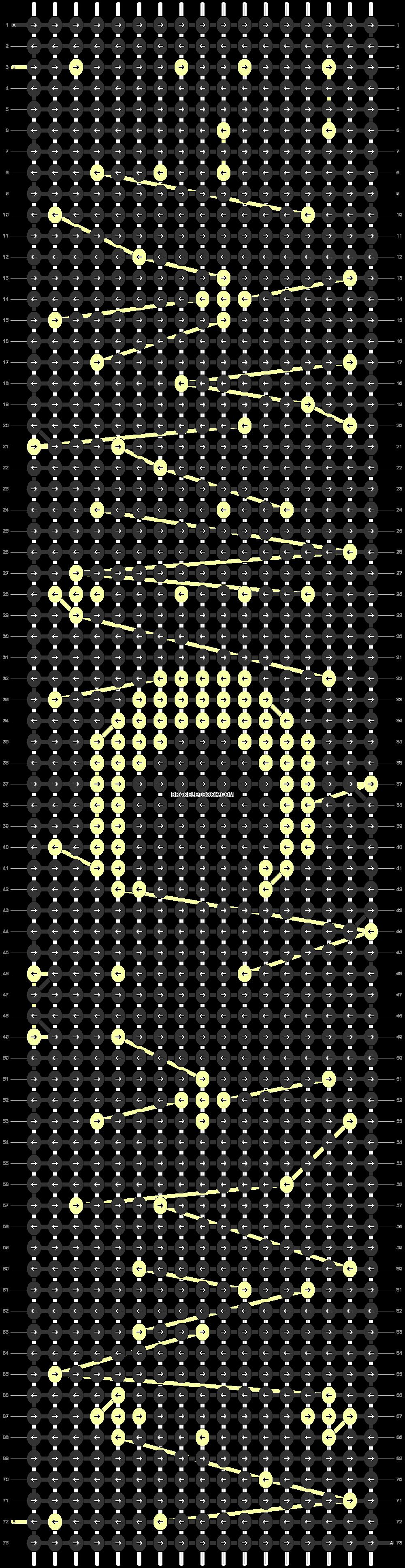 Alpha pattern #42340 pattern