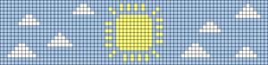 Alpha pattern #42341
