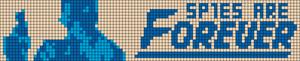 Alpha pattern #42345