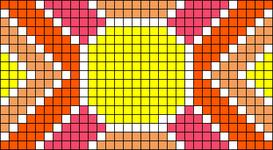 Alpha pattern #42349