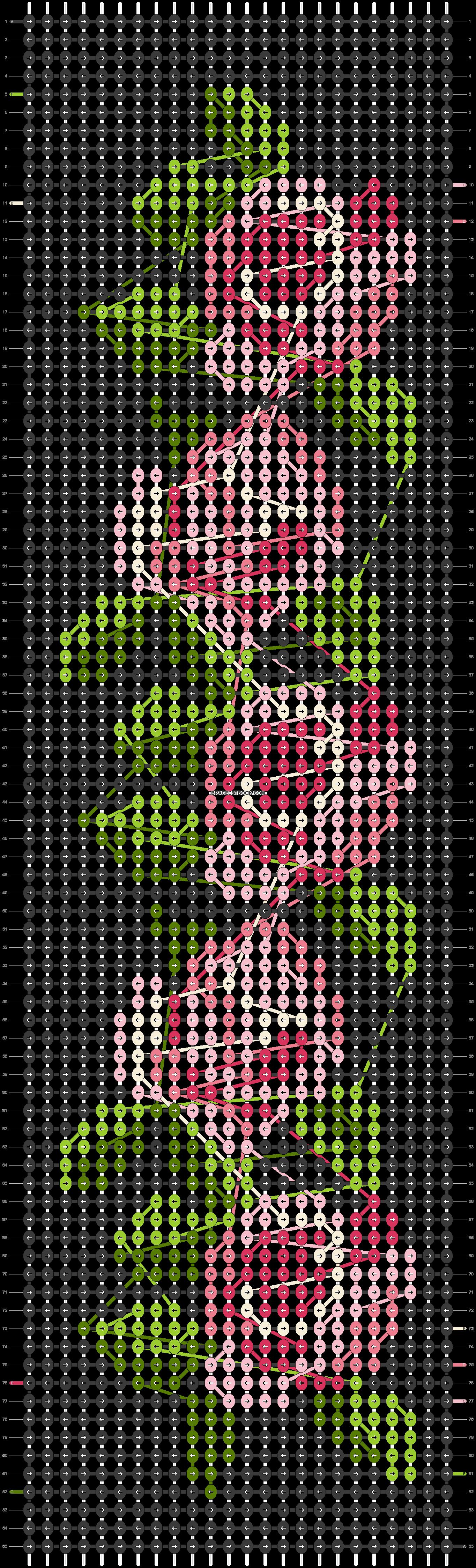 Alpha pattern #42353 pattern
