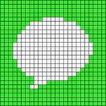 Alpha pattern #42358