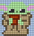 Alpha pattern #42362