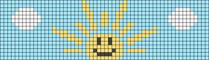 Alpha pattern #42365