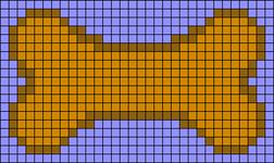 Alpha pattern #42374