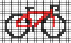 Alpha pattern #42377