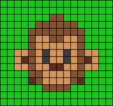 Alpha pattern #42378