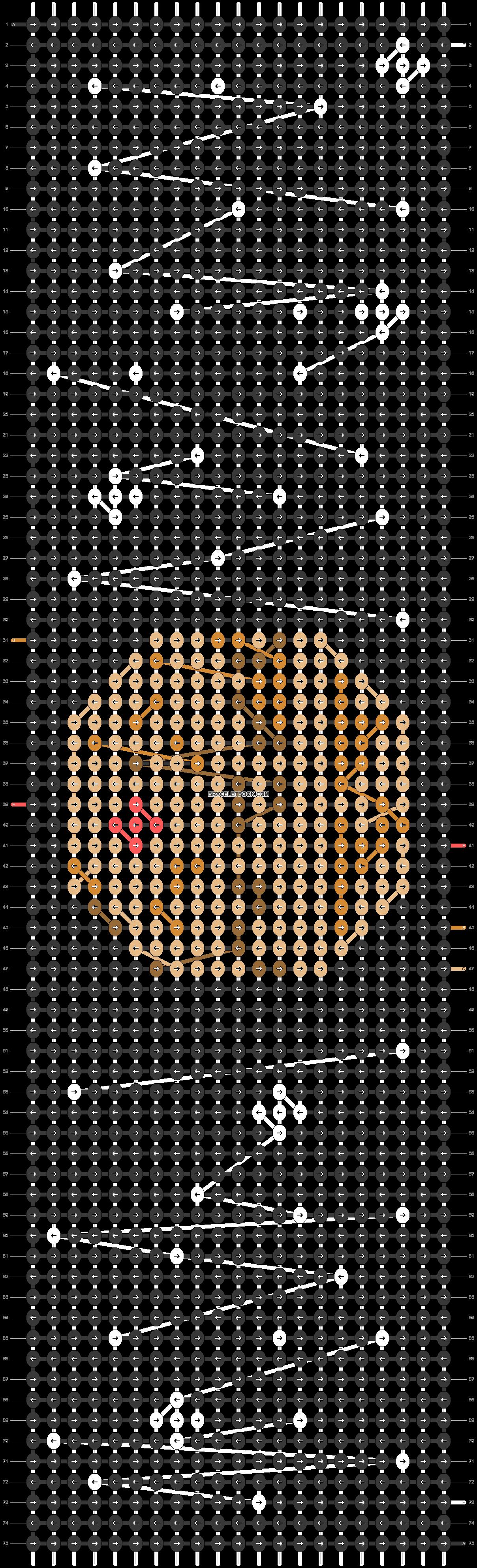 Alpha pattern #42379 pattern