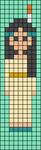 Alpha pattern #42381