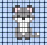 Alpha pattern #42382