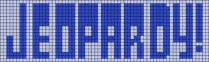 Alpha pattern #42392