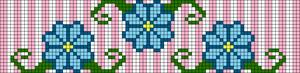 Alpha pattern #42394