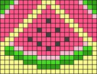Alpha pattern #42396