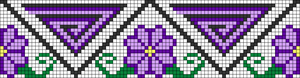 Alpha pattern #42415
