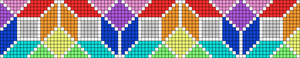 Alpha pattern #42418